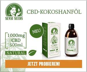 Sensi-Seeds-Banner »CBD-Kokoshanföl«